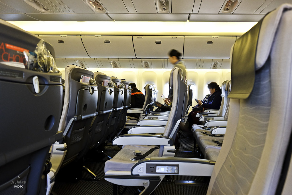 Seating in Economy Class