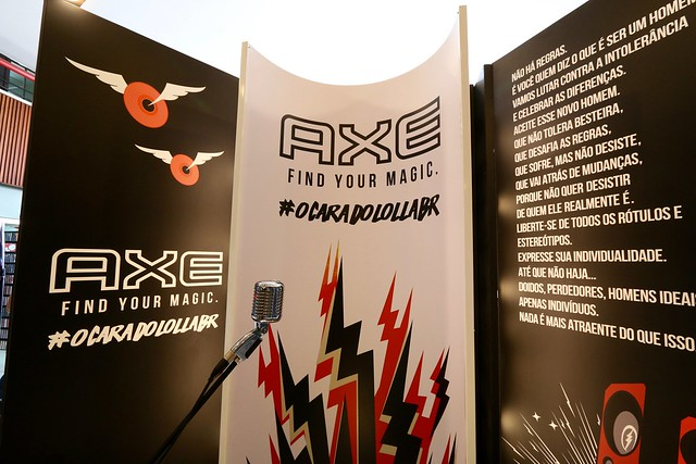 Axe - Galeria do Rock