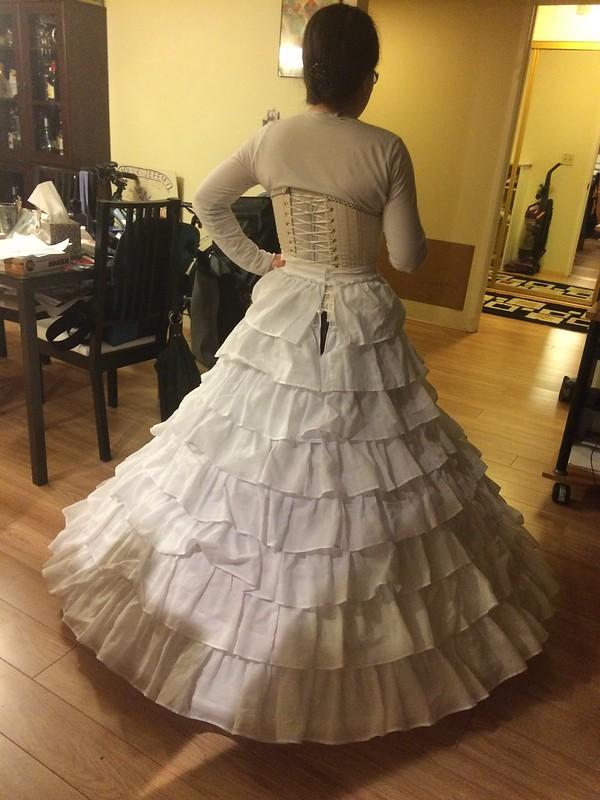 11 petticoat back