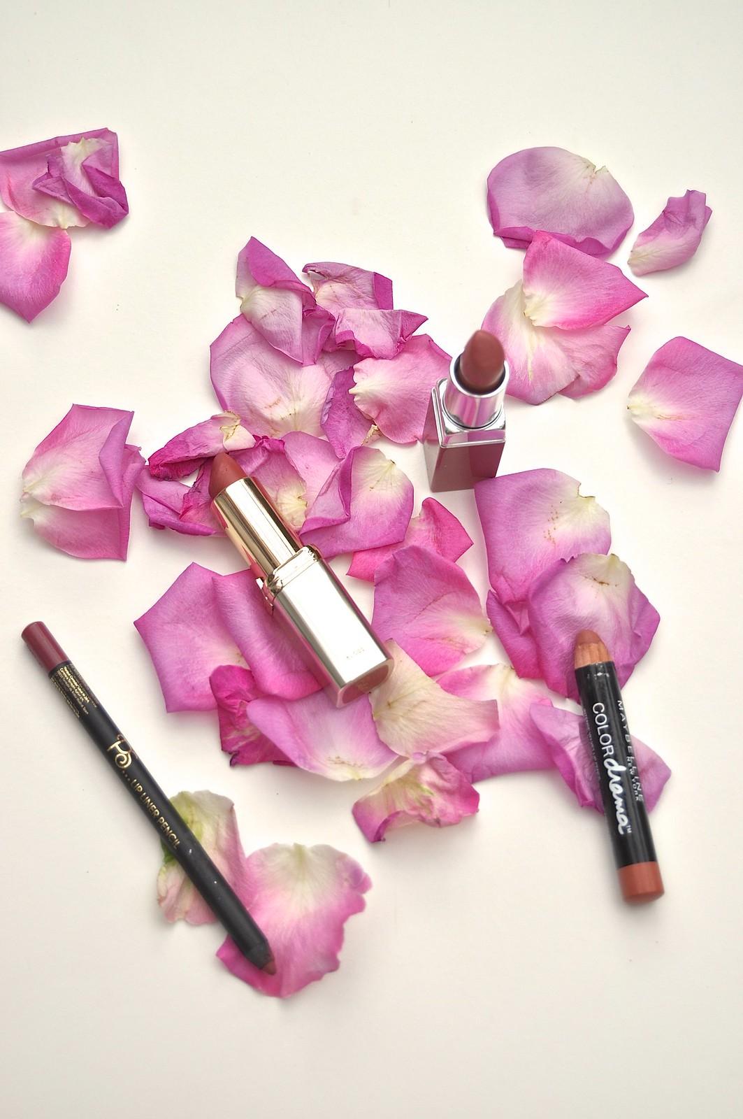 Nude lipstick 2