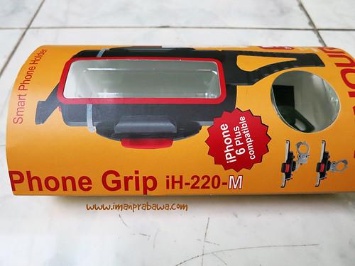Dus Minoura iH-220-M Dari Samping
