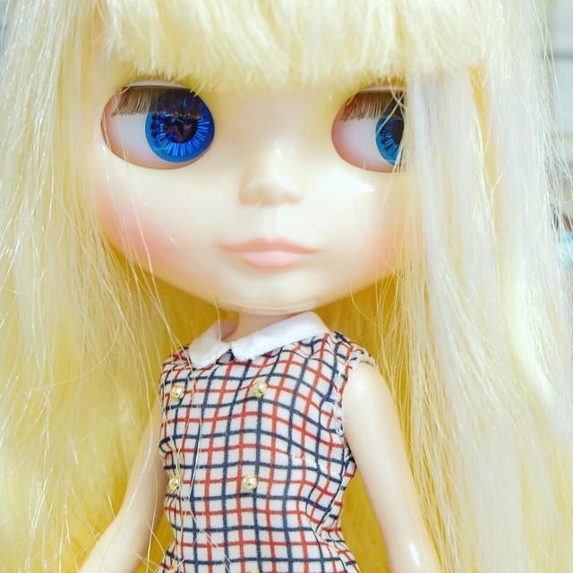#ドール #ブライスドール #ブライス #人形 #doll #dolly #blythe #blythedoll #instadoll #girlish