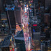 Times Square NY Aerial by Justin in SD