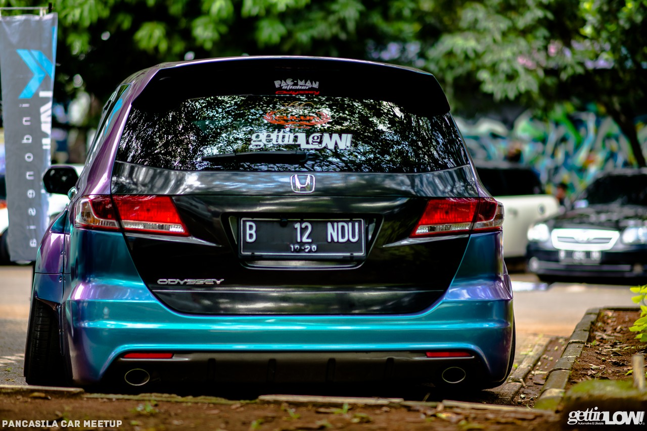 Universitas Pancasila Car MeetUp 2016
