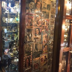 Seen in #Cairo : old magazines sold in a shop in #Zamalek #Egypt  #citizenjounalism #blogger #Cairowalk #mideast #africa