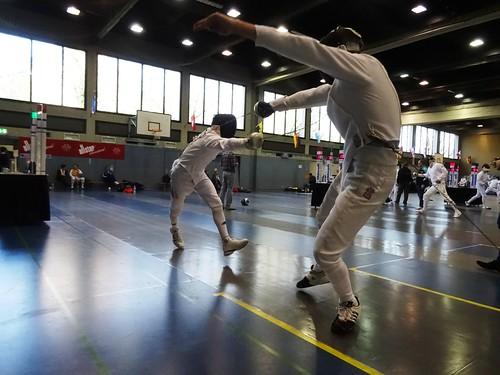 Bonner Degen Turnier Aktive (Fechthalle BLZ)