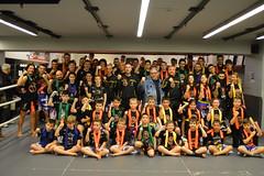 Εξετάσεις ζωνών Μαρτίου 2016 - Fight Club Galatsi