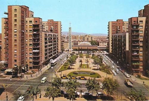 barri del Congrés Eucarístic Barcelona
