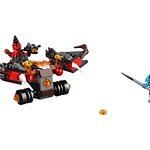 LEGO Nexo Knights The Glob Lobber (70318)
