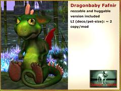 Bliensen - Dragonbaby Fafnir