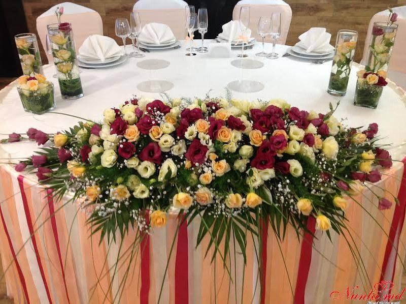 Tatiana Decor- Мы сделаем Ваш праздник Красивым! > Фото из галереи `5. Свадьба в Select Banquet Hall`