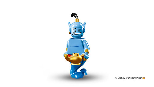 LEGO Collectible Minifigures 71012 - Disney - Genie