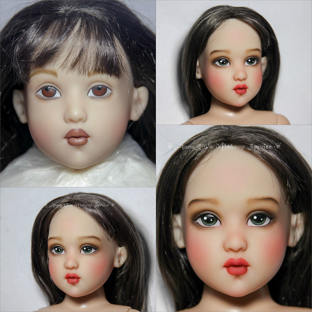 Helen Kish doll collage 4