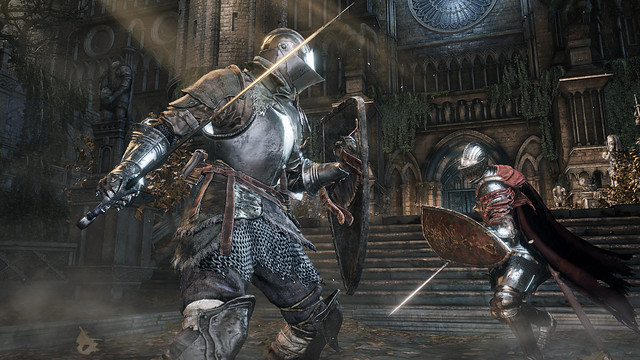 Dark Souls III on PS4