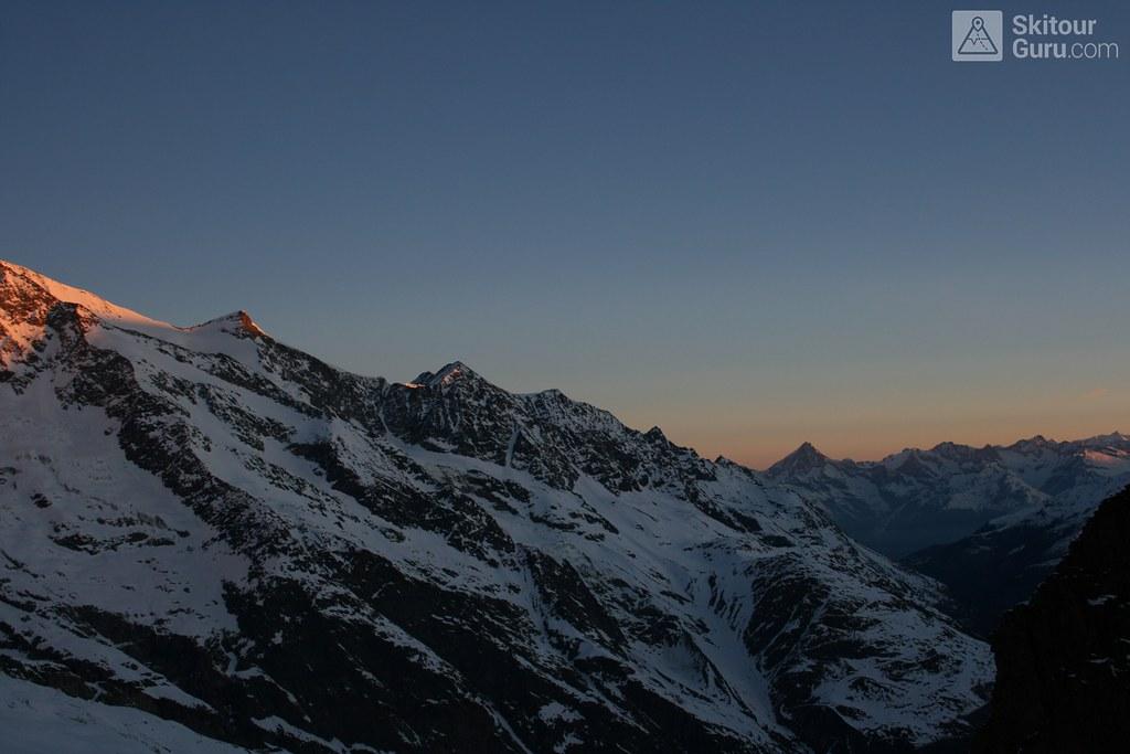 Alphubel Walliser Alpen / Alpes valaisannes Switzerland photo 02