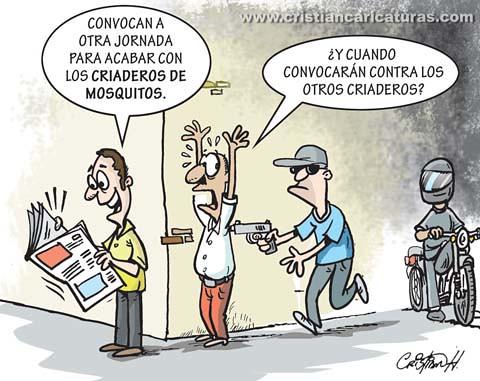 Caricatura criaderos b