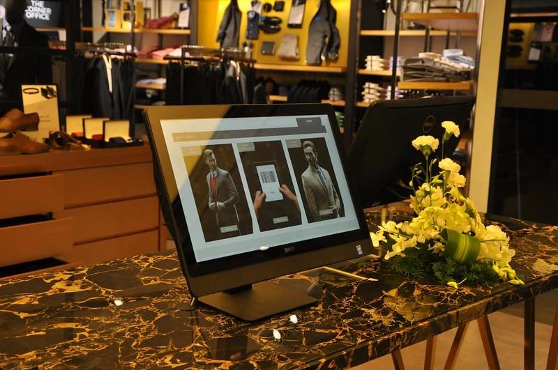 Van Heusen Style Studio_Style Bar