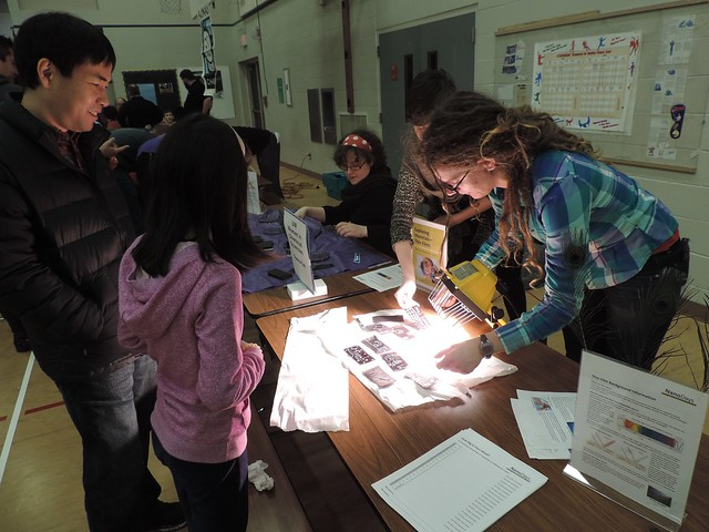 Echo Lake Science Night March '15