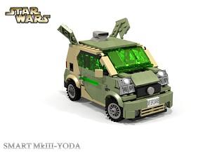 Smart MkIII - StarWars Yoda