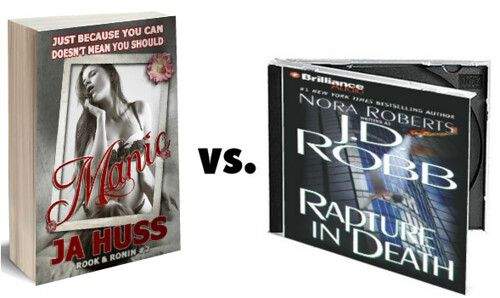 Manic vs rapture in death
