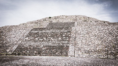 Teotihuacan / Pyramid of the Moon