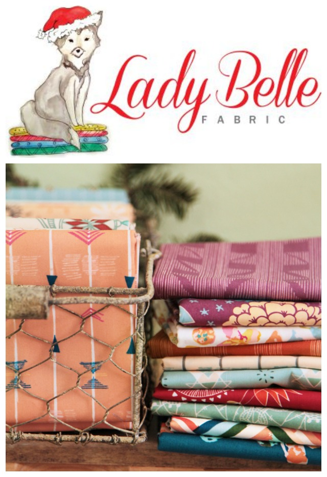 Fleet & Flourish at Lady Belle Fabrics!