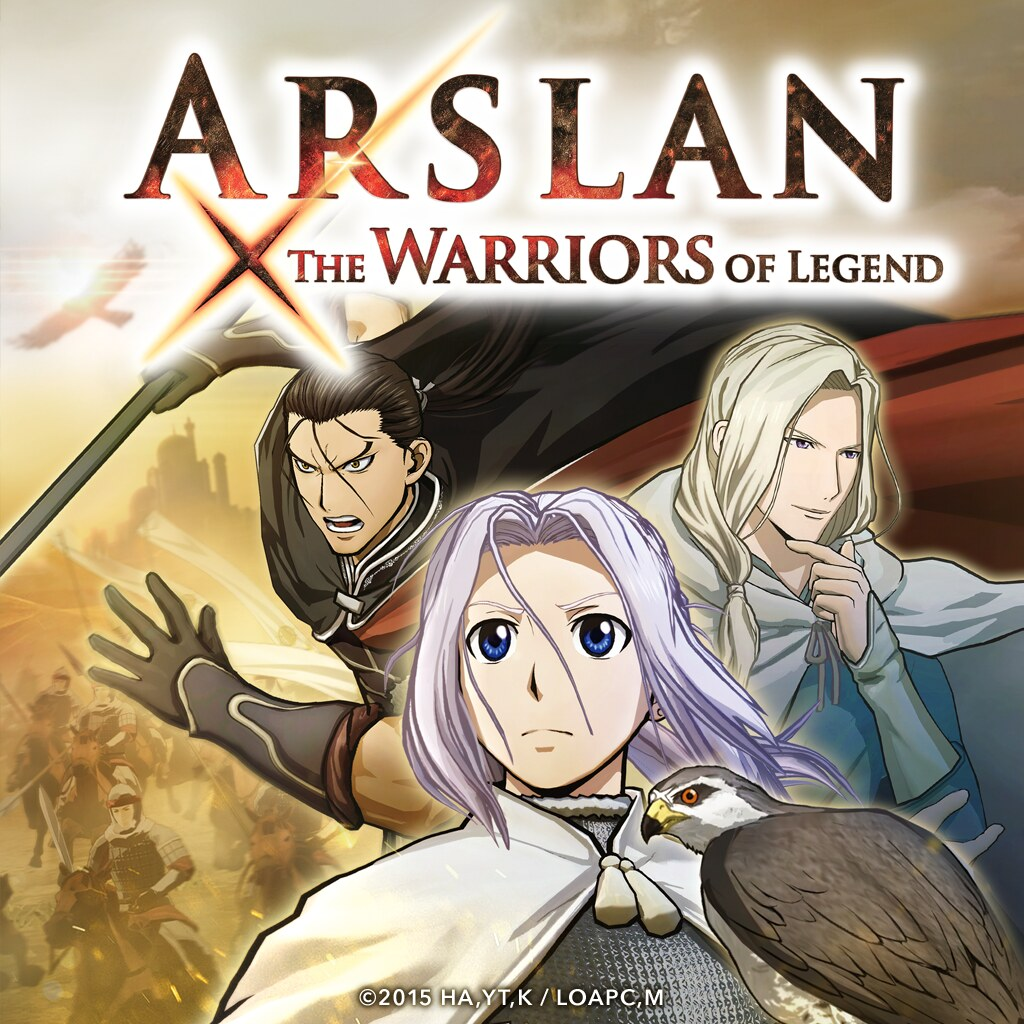 Arslan: The Warriors Of Legend – PS4