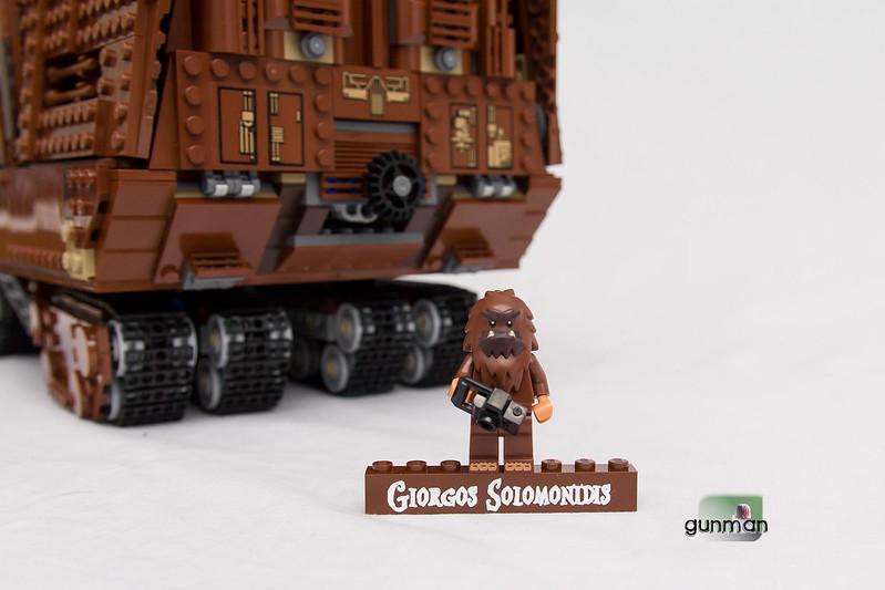 ThebrickReview:LEGO 75059-1 UCS Sandcrawler 23985541190_2c50afc3b8_c