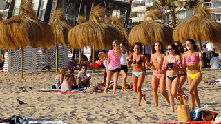 Image of Reñaca. chile girls sea summer beach mar playa verano chicas reñaca viñadelmar