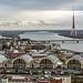 Centraltirgus (Central Market) and Daugava River, Riga DSC0870 by troy david johnston