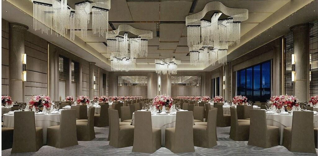 台北美福大飯店宴會廳