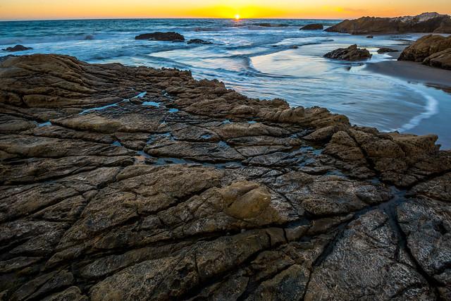Malibu Winter Beaches Seashore Fine Art Landscape Sunsets: Dr. Elliot McGucken Fine Art Photography