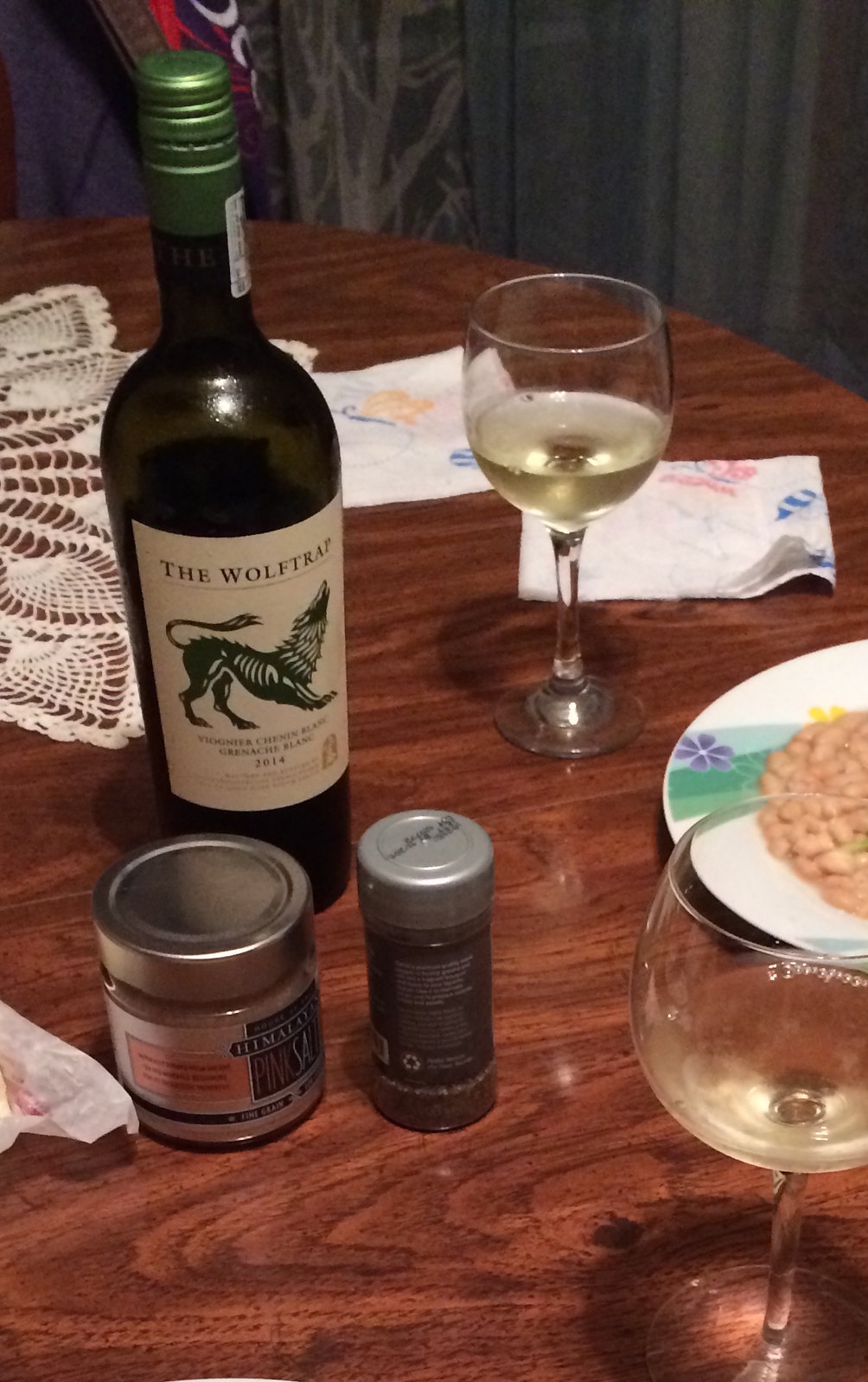 The Search for an Inexpensive Dinner Wine-Part 2 1
