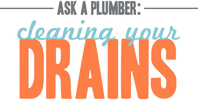 ask a plumber cleaning drains header