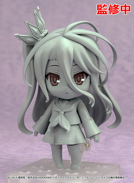 Nendoroid Shiro (No Game No Life)