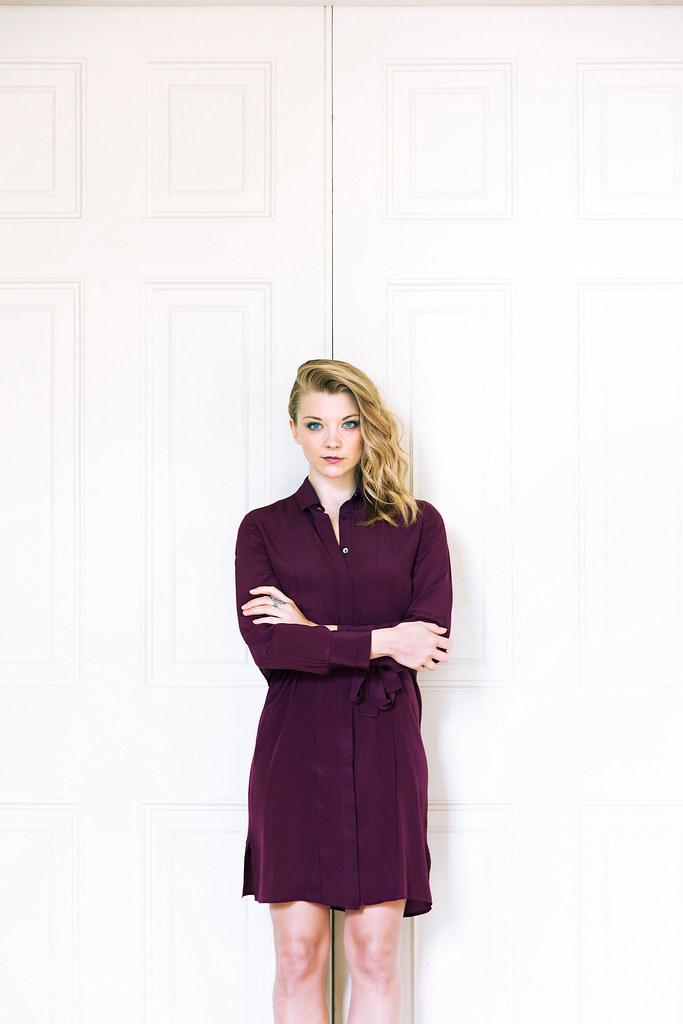 Натали Дормер — Фотосессия для «Telegraph» 2015 – 4