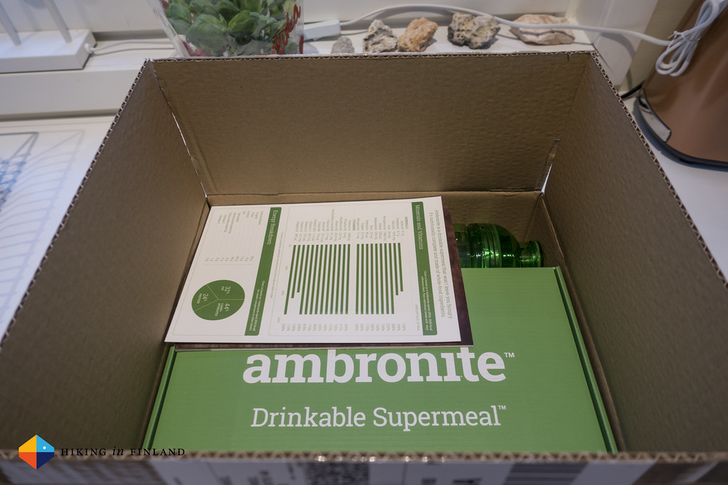 Ambronite Supermeal