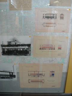 Muzeum Transportu Publicznego w Pradze - Public Transport Museum in Praha - Muzea městské hromadné dopravy v Praze