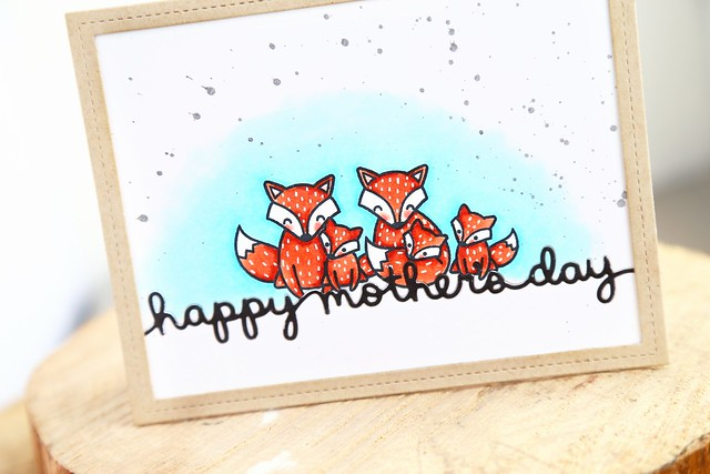 from your foxy family {lawn fawn inspiration week}