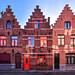 Dutch houses by Maciek Leszczelowski