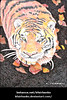 Tiger in Fall Leaves by K. Fairbanks