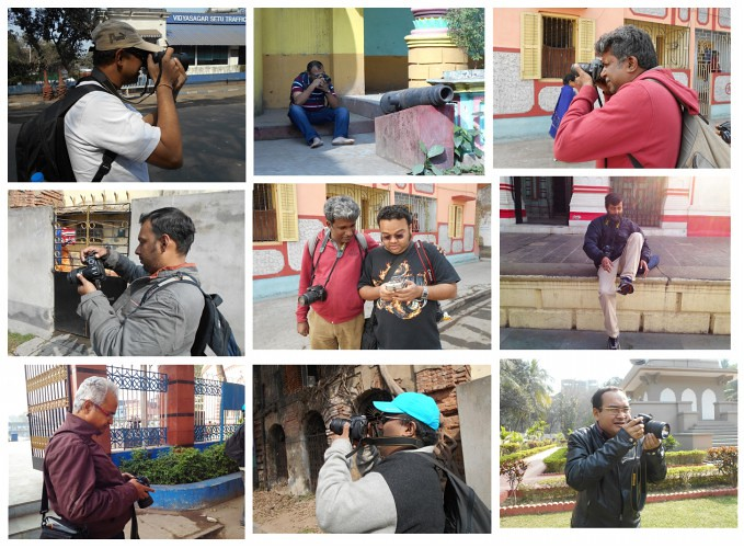 Wikipedians in Action - Wikipedia Takes Kolkata V – Photowalk, Kolkata, India
