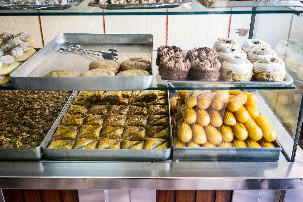 MACEDONIA SWEETS