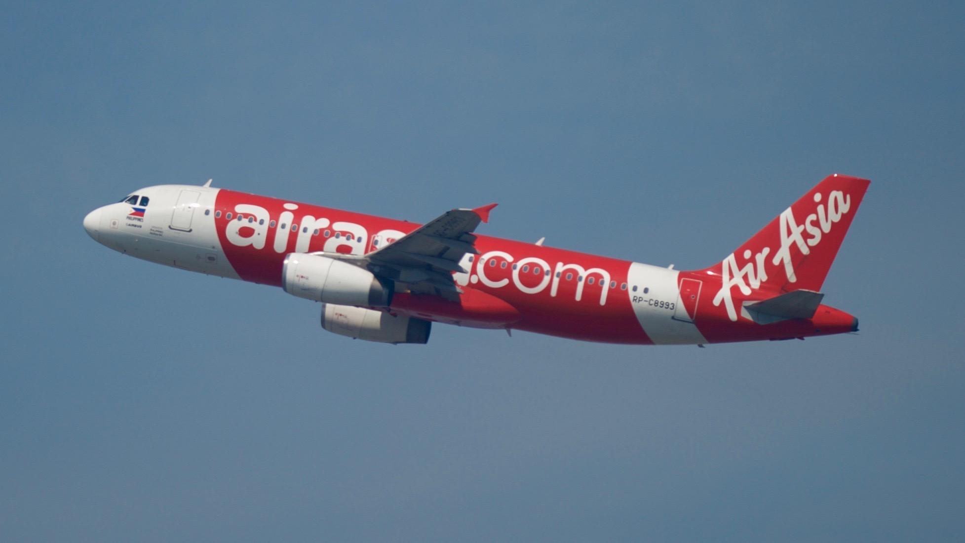 Air Asia  RP-C8993