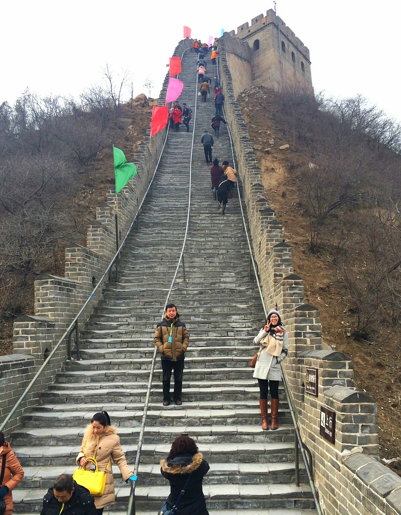 The Great Wall, Badaling