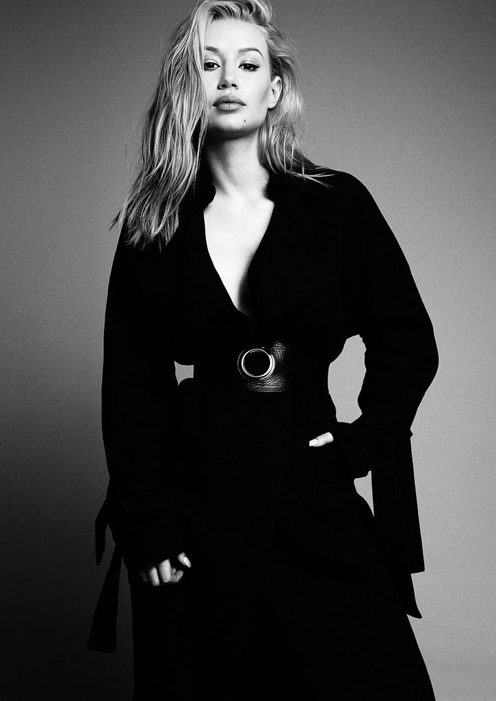 Игги Азалия — Фотосессия для «Elle» CA 2016 – 3