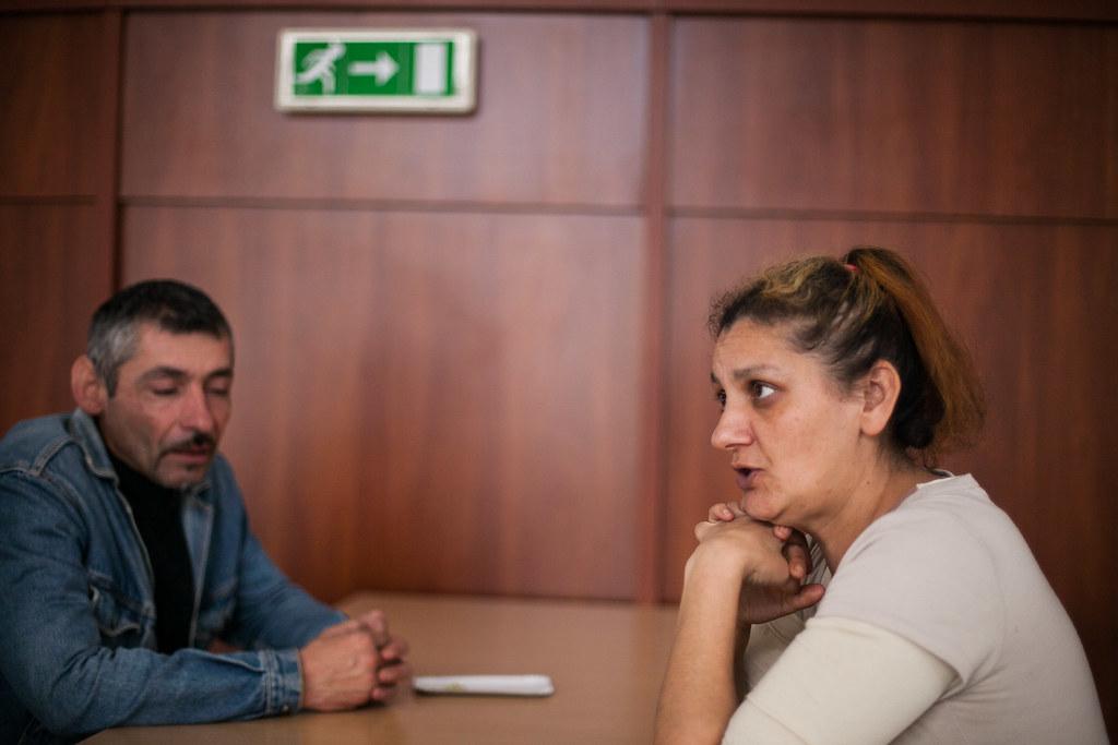 Anyukák a börtönbenMagdolna és férje | Fotó: Magócsi Márton