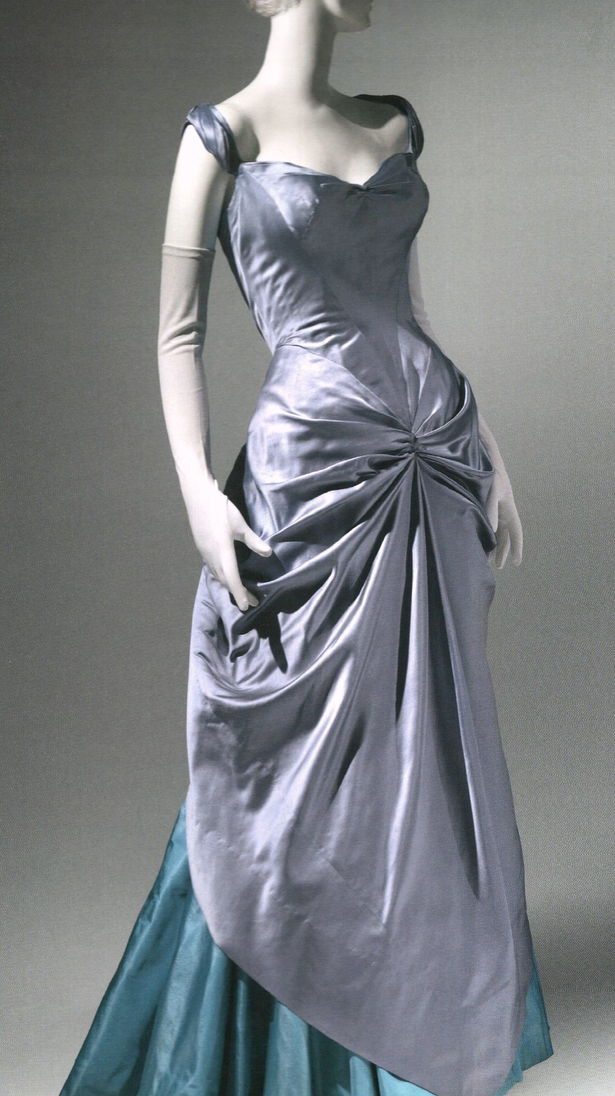 Robe de bal, Charles James, 1950-52