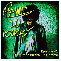 Check out the Channel 10 #Podcast episode with Tru James and...