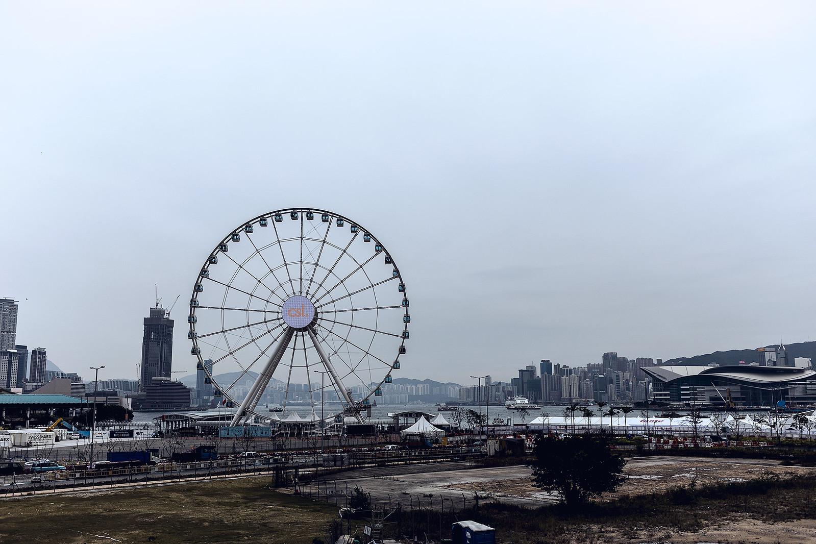 HK Observation Wheel 2